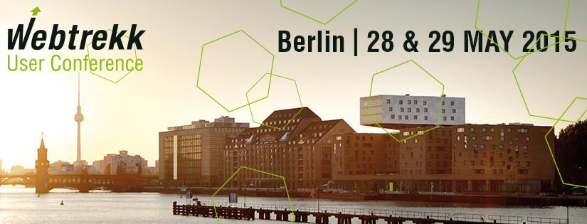 Webtrekk User Conference 2015 Berlin